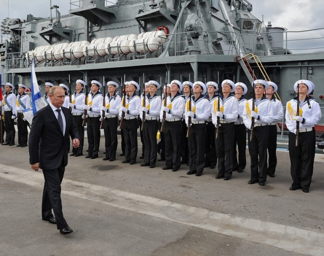 Bulgaria: Russia to Base Subs with Cruise Missiles at Novorossiysk