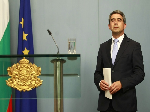 Bulgaria: President Rosen Plevneliev Begins 2-Day Visit to Switzerland