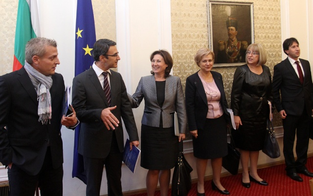 Bulgaria: GERB, Reformist Bloc Fail To Agree On Government