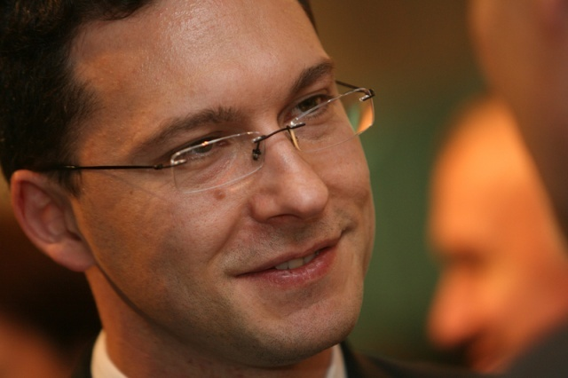 Bulgaria: Daniel Mitov - Minister of Foreign Affairs (RB quota)