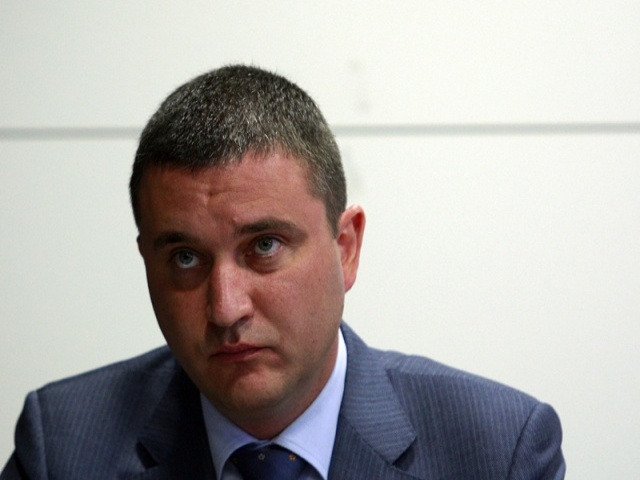 Bulgaria: Vladislav Goranov - Finance Minister (GERB)