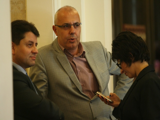 Bulgaria: Veselin Vuchkov - Minister of Interior