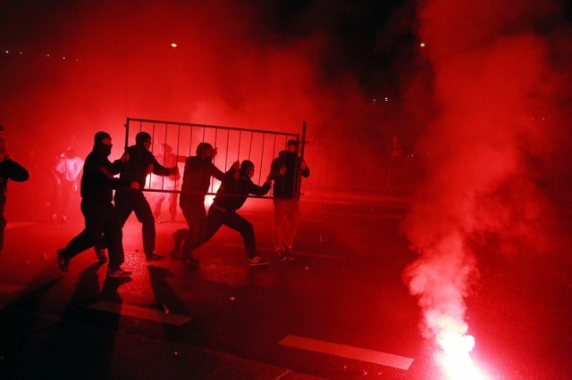 Bulgaria: Polish Independence Day March Ends in Riots