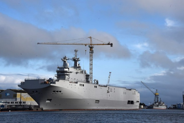 Bulgaria: France Postpones Mistral Warship Handover Indefinitely, Russia Threatens With 'Serious Claims'