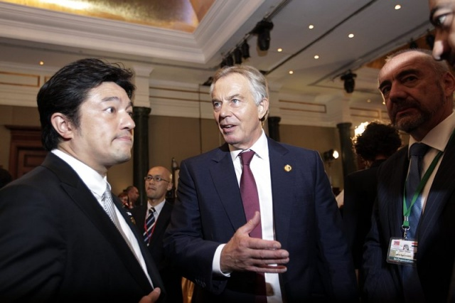 Bulgaria: Tony Blair Urges West-Russia Cooperation Against Islamic Extremism