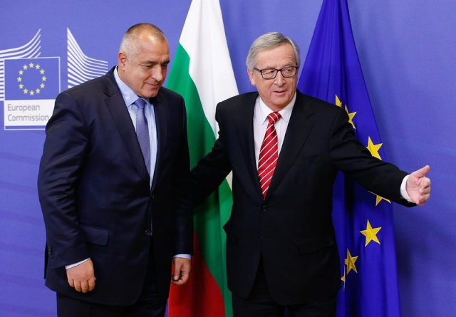 Bulgaria: Juncker: European Commission Will Tolerate No Blackmail over South Stream