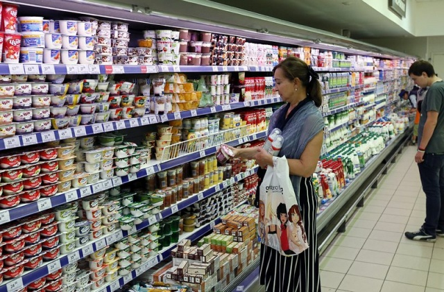Bulgaria Food Prices In Russia Rise Considerably