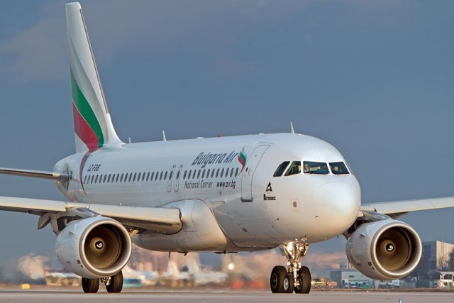 Bulgaria: Bulgaria Air in Codeshare Deal with Germany's airberlin