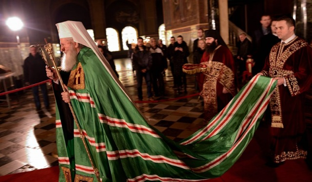 Bulgaria: Patriarch Neofit Issues Christmas Blessing for Bulgarians across the Globe