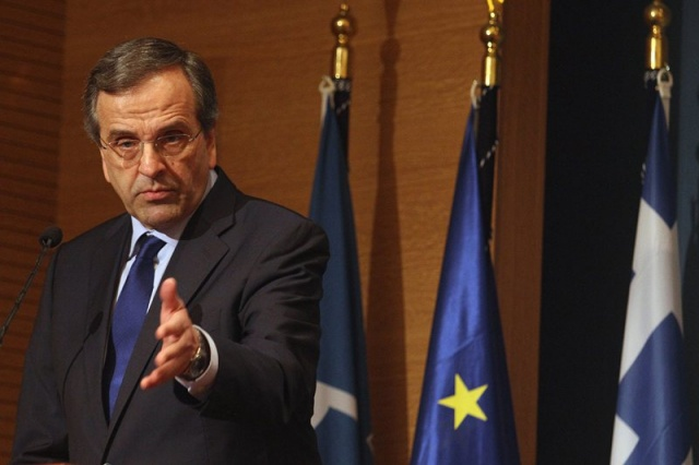 Political Tensions Heighten in Greece before Sunday's ...