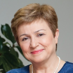Bulgaria: Kristalina Georgieva: Bulgaria Is Having Unprecedented EU Funding at Disposal