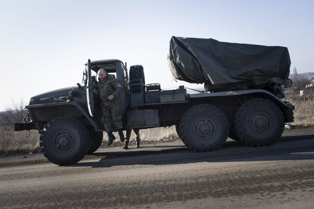 Bulgaria: Donetsk Rebels Pledge to Complete Heavy Weapons Withdrawal Sunday