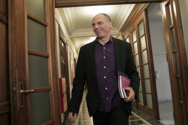 Bulgaria: Today's Quote: Yanis Varoufakis