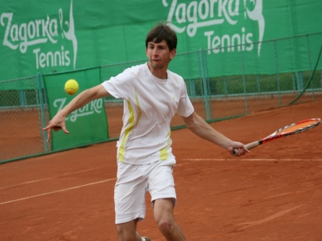 Bulgaria: Bulgaria Lost First Match Against Latvia in Davis Cup