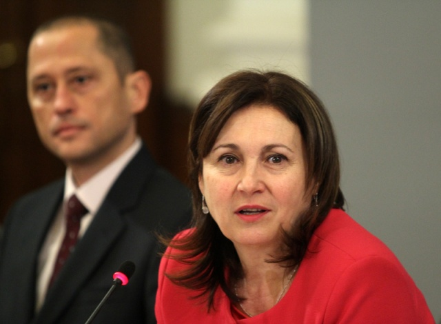 Bulgaria: Who is Who: Rumyana Bachvarova, New Bulgarian Interior Minister