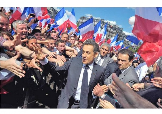 Bulgaria: Nicolas Sarkozy's Conservative Party Secures Win in France's Local Elections
