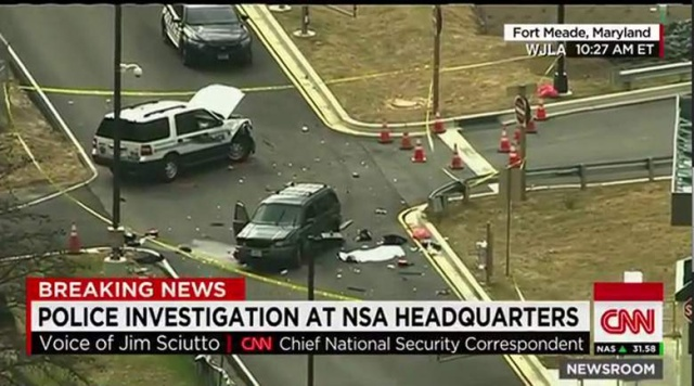 Bulgaria: One Shot Dead, One Injured in Gate-Crashing Attack at US' NSA HQ
