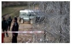 Bulgaria: NY Times: Bulgaria Puts Up a New Wall, but This One Keeps People Out
