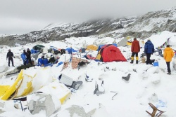 Up to 250 Missing after New Avalanche Hits Nepal