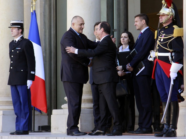 Bulgaria: Today's Quote: Boyko Borisov in France