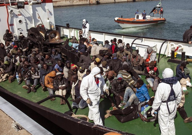 Bulgaria: Over 10,000 African Migrants Fled to Italy This Week