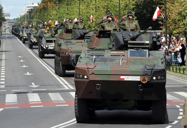 Bulgaria: US Welcomes Poland's USD 5 B Military Spending