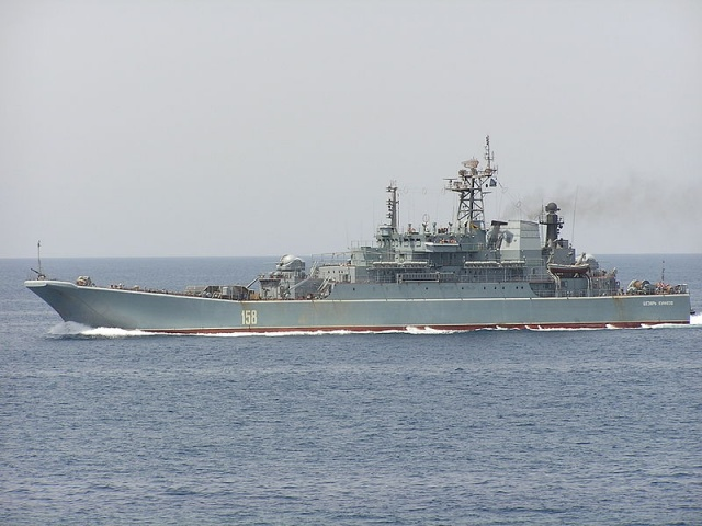 Bulgaria: China, Russia to Hold Joint Naval Drills in Mediterranean