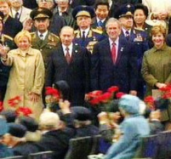Bulgaria: Boycott of Moscow's Victory Day Parade Helps New Iron Curtain Fall