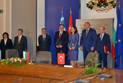 Bulgaria, Greece, Turkey Move to Jointly Tackle Migration