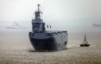 France 'to Terminate Contract' with Russia on Mistrale Warships