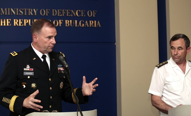 Bulgaria: US Army to Hold Exercise in Bulgaria in August