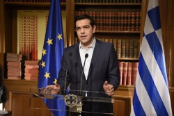 Tsipras Calls on Greeks to Reject Proposals of Creditors in Sunday Referendum