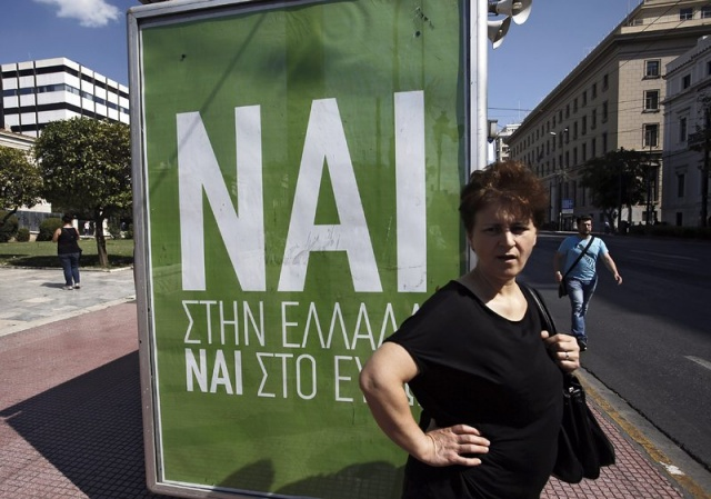 Bulgaria: Result of July 5 Referendum in Greece Too Close to Call – Poll