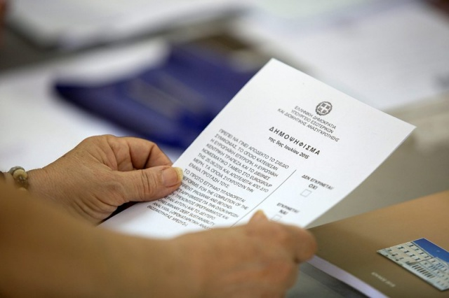 Bulgaria: Turnover at Greek Referendum Likely to Exceed 40% Threshold