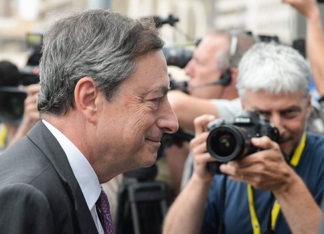 Bulgaria: Today's Quote: Mario Draghi