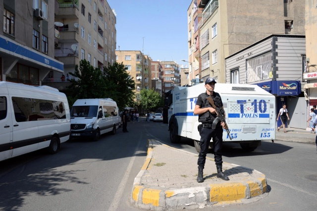 Bulgaria: Attack on Police Station Leaves Two Turkish Officers, Two PKK Militants Dead