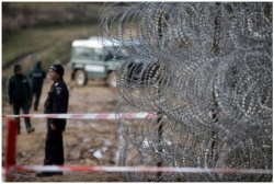 Daily Mail: Bulgaria Building 'Super-Fence' to Stop Migrants