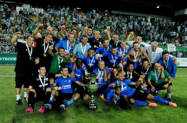 Bulgaria: Cherno More Surprisingly Claims Bulgaria's Football Supercup