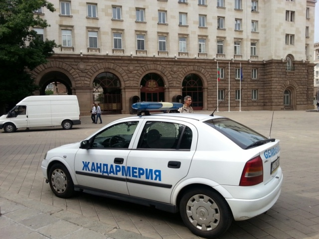 Bulgaria: Bomb Threat Evacuates Building of Bulgarian Presidency