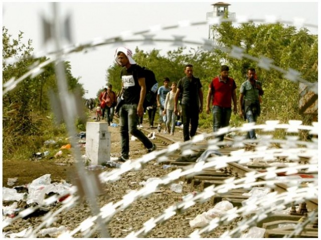 Bulgaria: Serbia-Hungary Migrant Buses 'Diverted to Croatia Border'