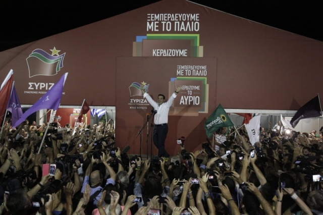 Bulgaria: SYRIZA Wins Most Votes in Greece's Snap Election