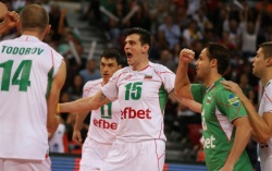 Bulgaria: Bulgaria Proceeds to 2015 Eurovolley Semifinals after 3:0 Win over Germany