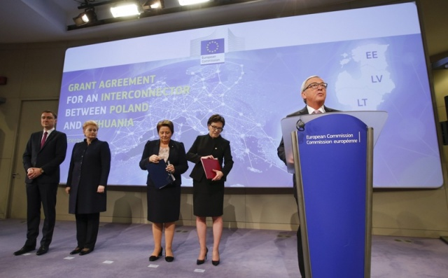 Bulgaria: Poland, Lithuania to Build EUR 558 M Gas Link in Strategic EU-backed Deal