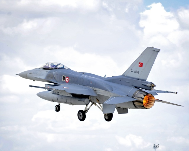 Bulgaria: Turkey Shoots Down Unidentified Drone in Its Airspace