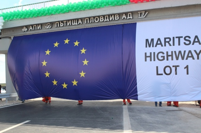 Bulgaria: Maritsa Becomes Bulgaria's Third Fully Completed Motorway