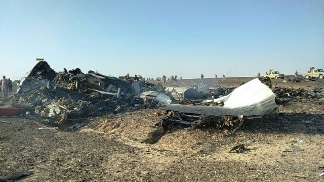 Bulgaria: Russia to Examine All Possible Causes of Airplane Crash in Egypt