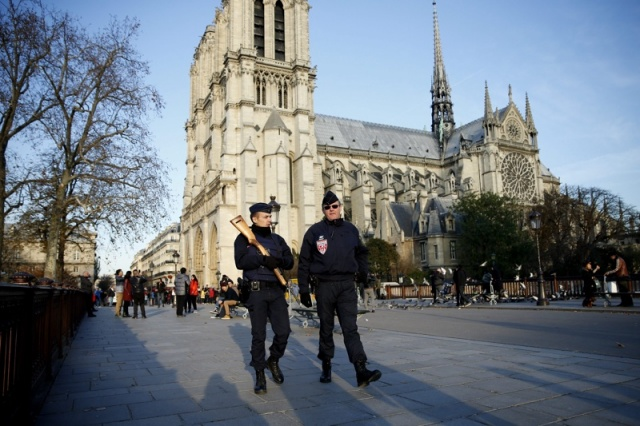 Bulgaria: Police Find Abandoned Explosive Belt in Paris