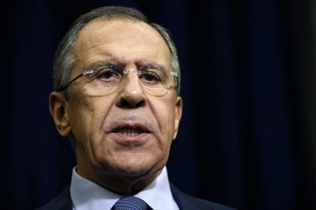 Bulgaria: Russia's Lavrov Calls Jet Downing 'Planned Provocation'