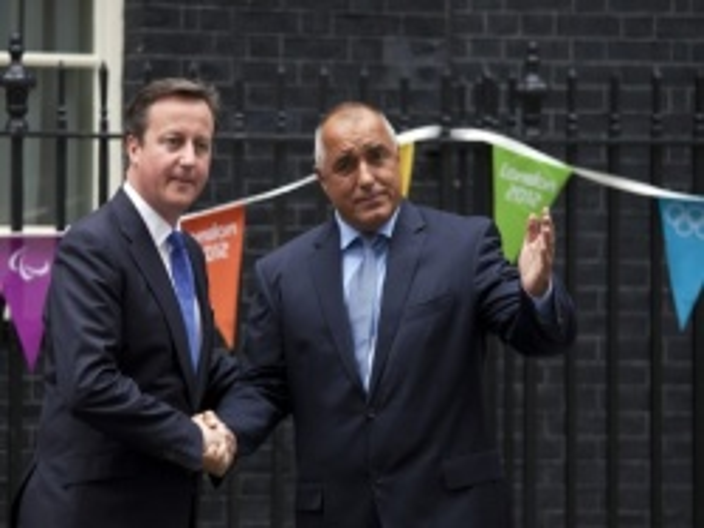 Bulgaria: David Cameron to Disciss Migration, EU Reforms with Boyko Borisov in Sofia