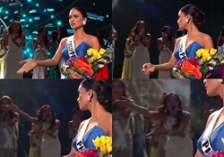 Bulgaria: Filipinos Laud Miss Bulgaria for Classy Show of Support